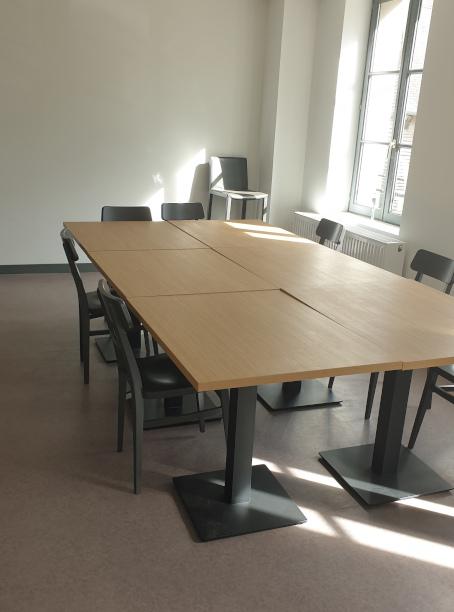 privatisation restaurant pour séminaire près d'hirson